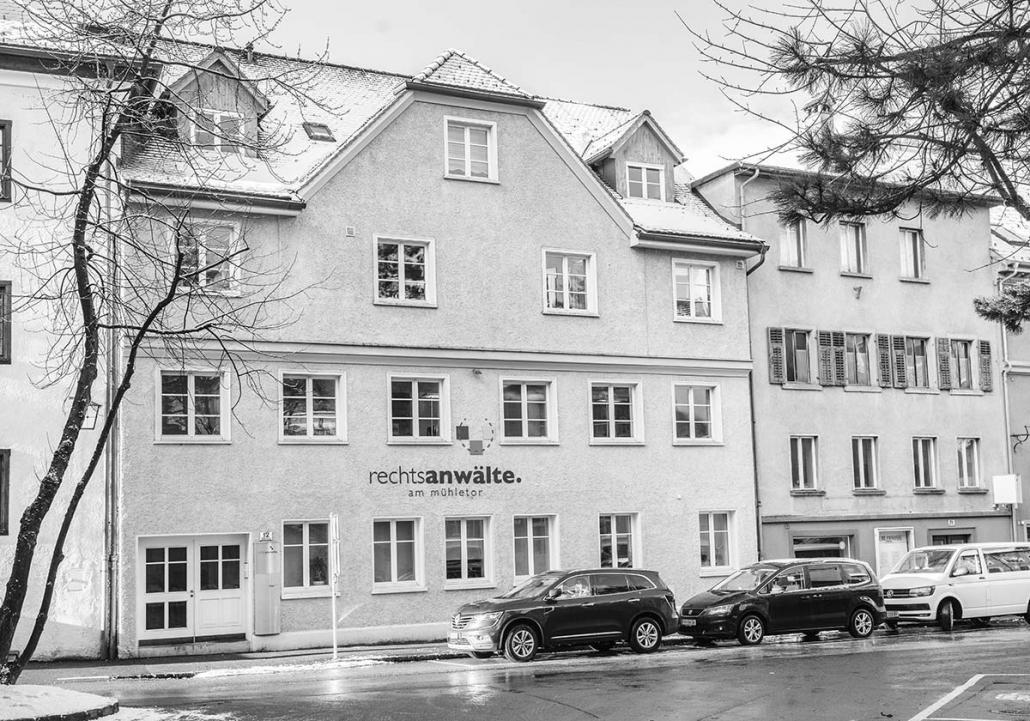 Gebäude Rechtsanwälte Dr. Dejaco Feldkirch